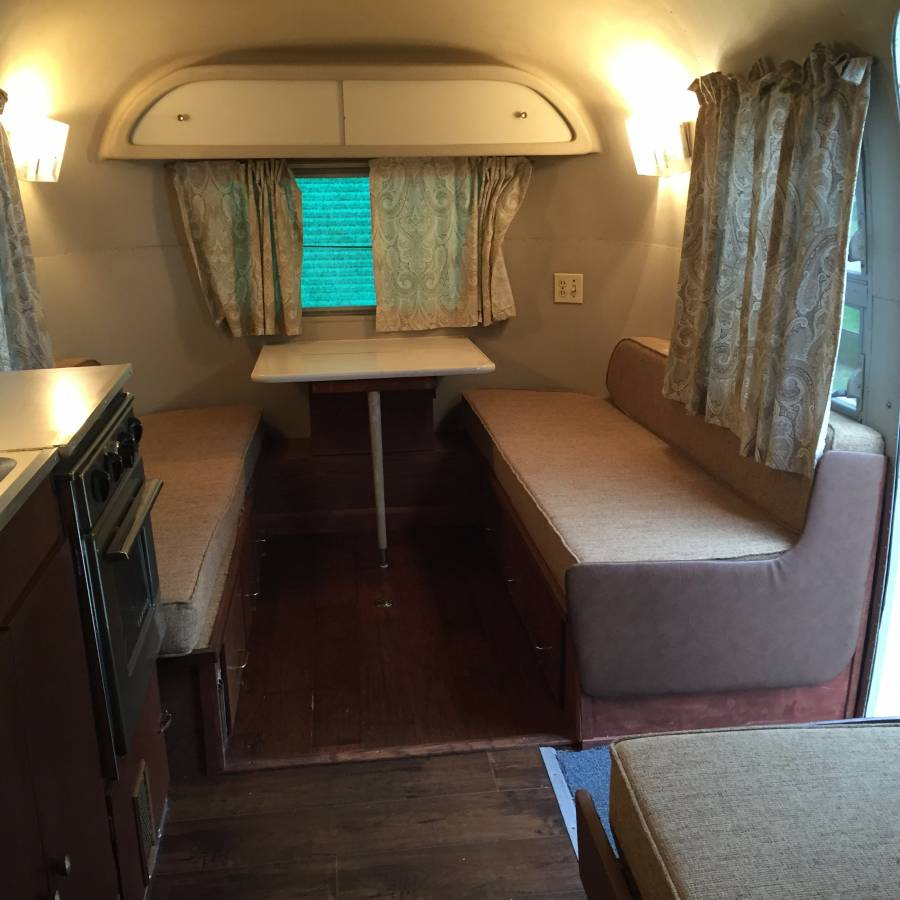 1963 Airstream Land Yacht Travel Trailer For Sale In
