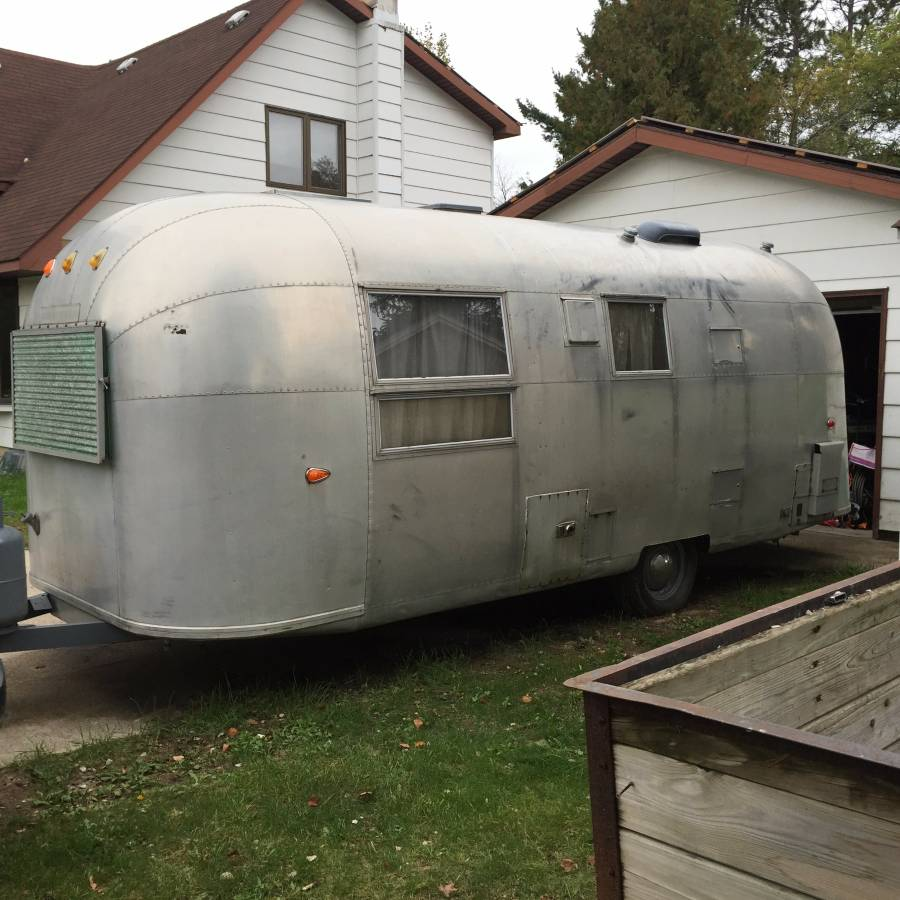 1963 Airstream Land Yacht Travel Trailer For Sale in ...