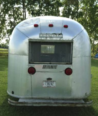 1966 Airstream Caravel 17FT Travel Trailer For Sale in ...