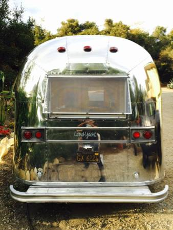 1968 Airstream Caravel 17FT Travel Trailer For Sale in ...