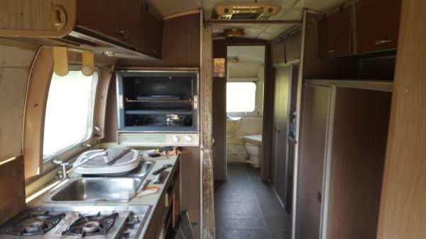1971 Airstream Land Yacht Travel Trailer For Sale in ...