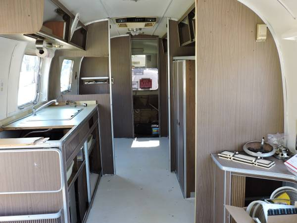 1971 Airstream 29FT Travel Trailer For Sale in Grapevine, TX
