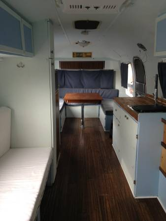 1972 Airstream Sovereign 31FT Travel Trailer For Sale in ...