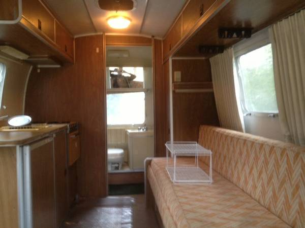 1972 Airstream Argosy 20 Ft Travel Trailer For Sale In