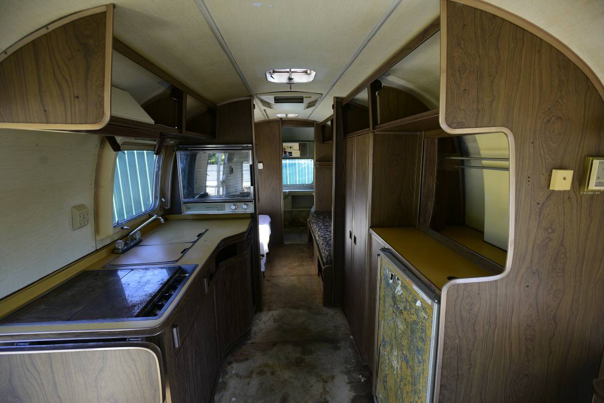 1972 Airstream Overlander 27FT Travel Trailer For Sale in ...
