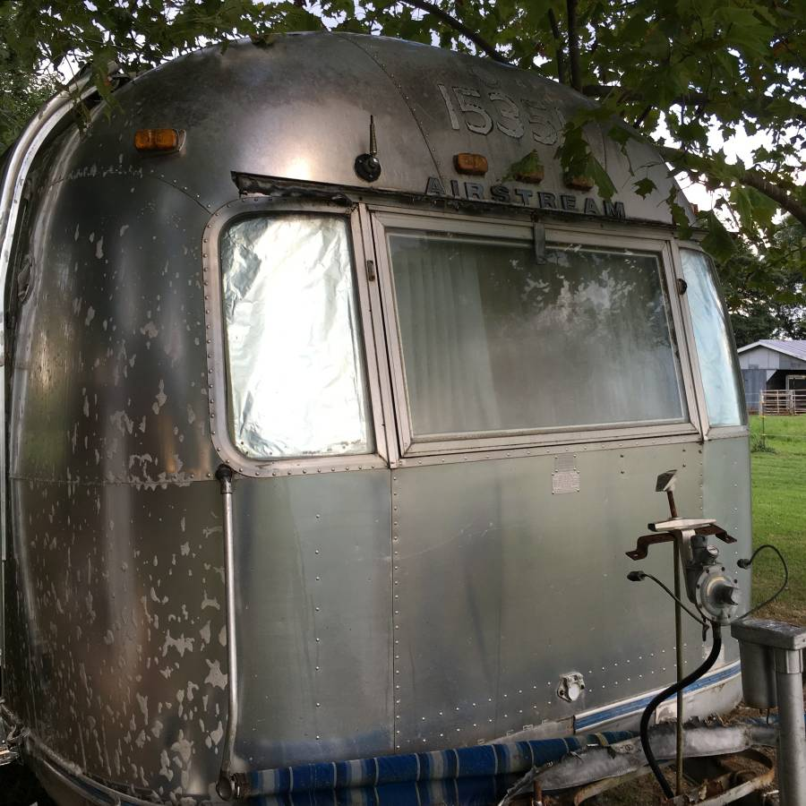 1974 Airstream Sovereign 31ft Travel Trailer For Sale In