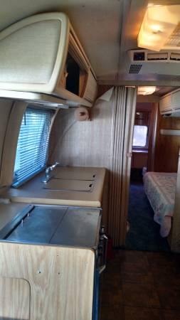 1976 Airstream Land Yacht 31FT Travel Trailer For Sale in ...