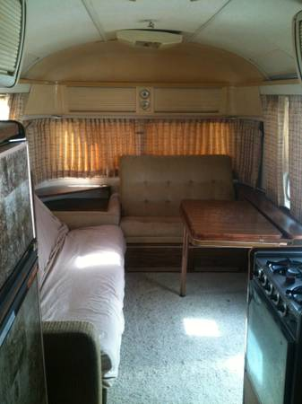 1976 Airstream Land Yacht 31 Ft Travel Trailer For Sale El