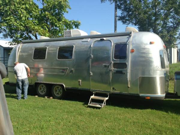 1977 Airstream Overlander 27FT Travel Trailer For Sale in ...