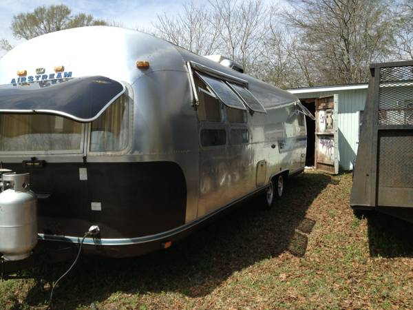 1977 Airstream Land Yacht 31ft Travel Trailer For Sale In