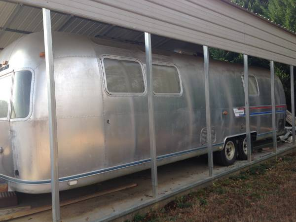 1978 Airstream Sovereign 32FT Travel Trailer For Sale in ...
