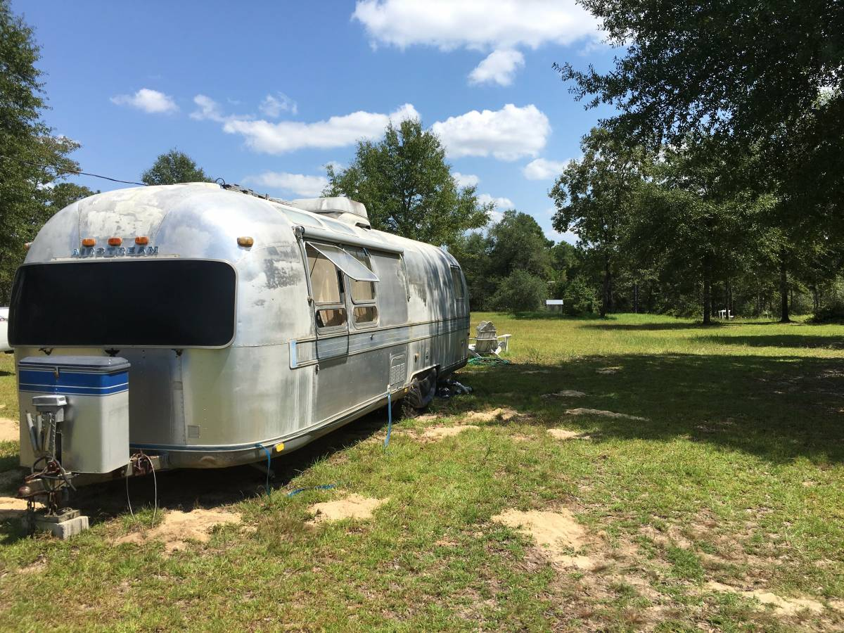 1980 Airstream Excella 31FT Travel Trailer For Sale in ...
