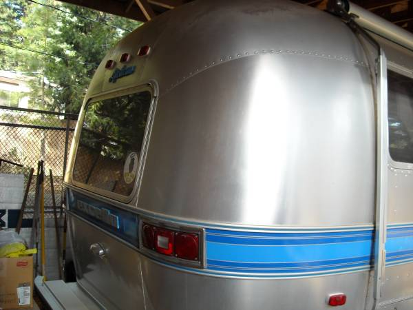 1988 Airstream Excella 27FT Travel Trailer For Sale in ...