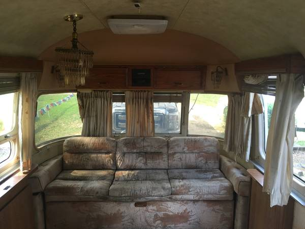 1989 Airstream Excella 32FT Travel Trailer For Sale in ...