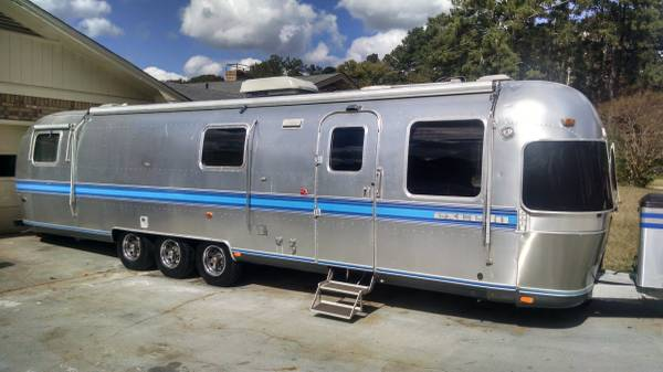 1989 Airstream Excella 34ft Travel Trailer For Sale In