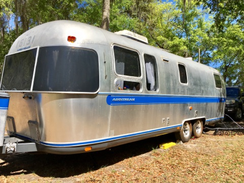 1990 Airstream Excella 29FT Travel Trailer For Sale in ...