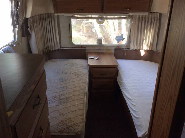 1991 Airstream Excella 34ft Travel Trailer For Sale In