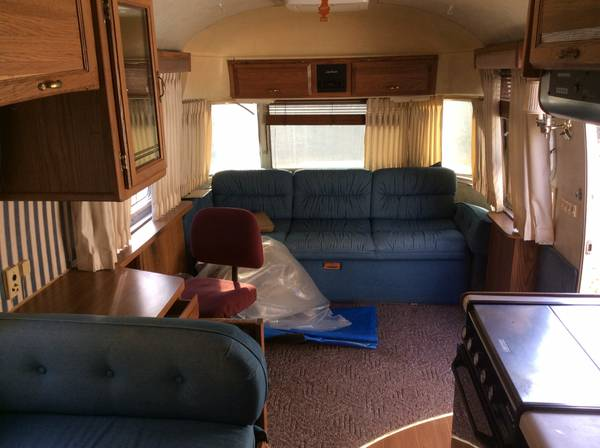1991 Airstream Excella 34FT Travel Trailer For Sale in ...