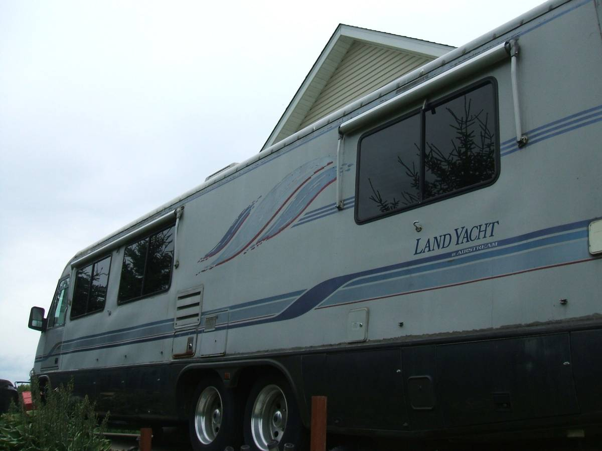 1994 Airstream Land Yacht 36ft Motorhome For Sale In