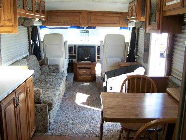 1997 Airstream Land Yacht 35ft Motorhome For Sale In