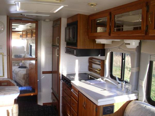 1998 Airstream Land Yacht 30 Ft Class A For Sale In