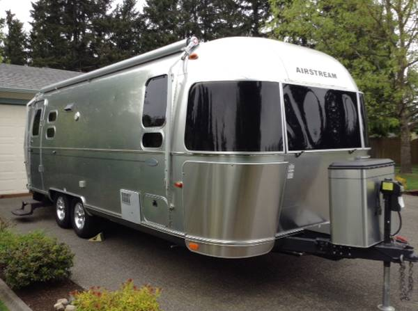2012 Airstream Flying Cloud 25FT Travel Trailer For Sale ...