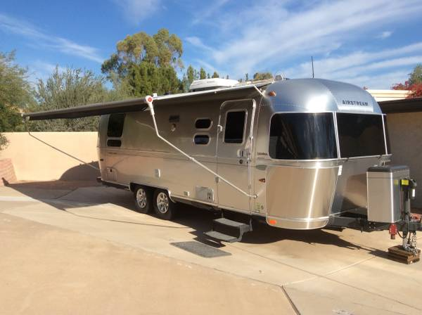 2013 Airstream Flying Cloud 25ft Travel Trailer For Sale ...