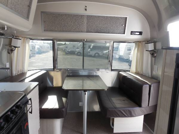 2013 Airstream Bambi 19ft Serenity Travel Trailer For Sale