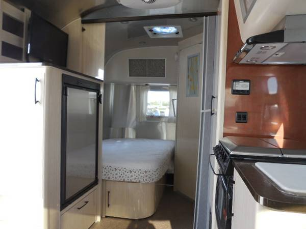 2013 Airstream Bambi 19FT Serenity Travel Trailer For Sale ...