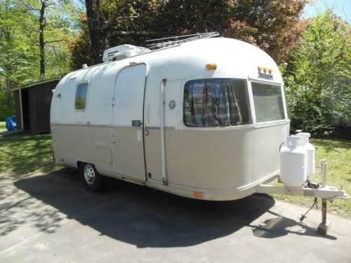 1974 used argosy airstream trailer for sale in jasper alabama 3 800. Black Bedroom Furniture Sets. Home Design Ideas