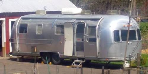 1975 Airstream Sovereign 31 FT For Sale in Harris ...