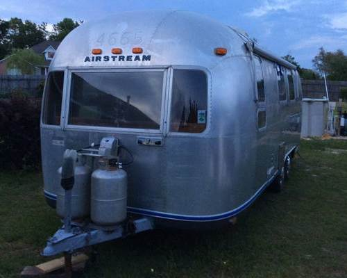 1976 Airstream Trade Wind 25 Ft For Sale In Pace Milton