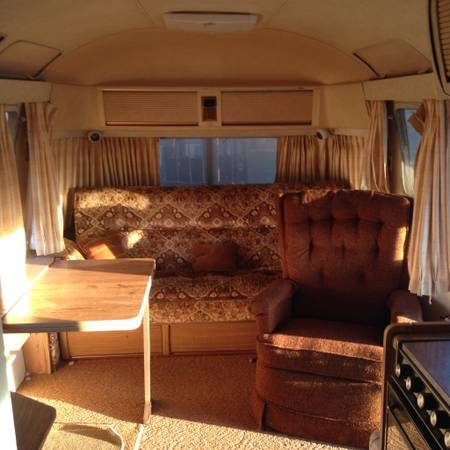 1978 Airstream Executive 31 Ft Travel Trailer For Sale In
