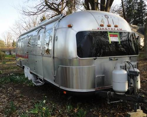 1980 Airstream International 31ft Trailer For Sale In