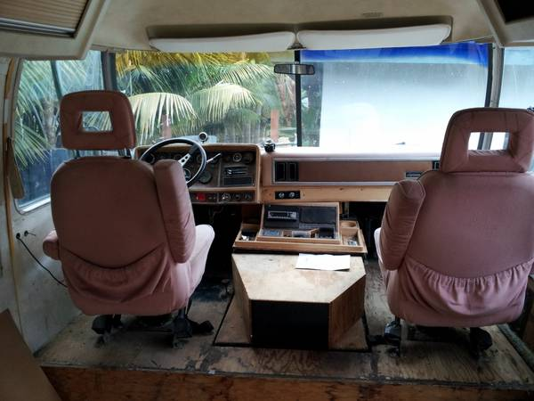 1982 Airstream Excella 28FT Clas A RV Motorhome For Sale Encinitas, CA