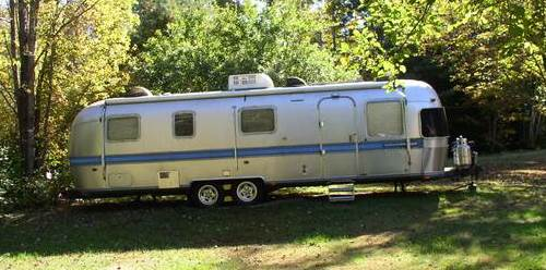 1983 Airstream Sovereign 31 Ft For Sale In Intervale New