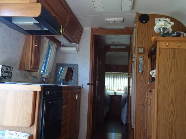 1995 Airstream Excella Classic 28FT Trailer For Sale in ...