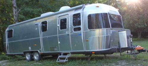 2005 Airstream Classic 30FT Travel Trailer For Sale in ...