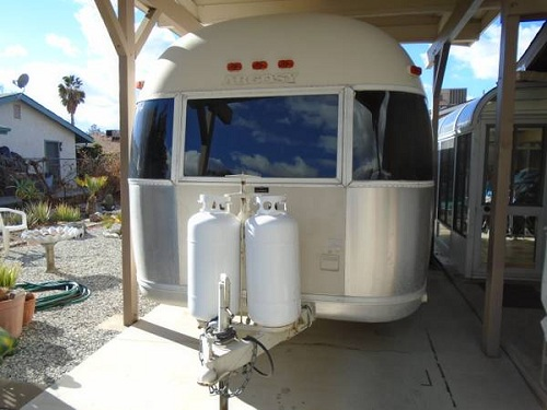 19741 Airstream Argosy 26FT Travel Trailer For Sale in ...
