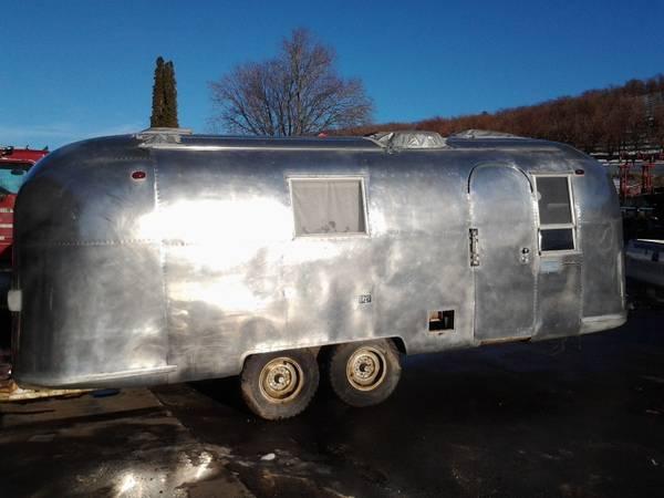 1965 Airstream Trade Wind 23ft Travel Trailer For Sale In