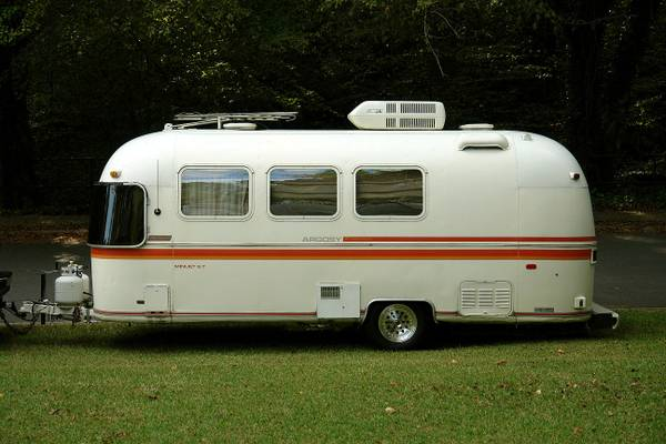 Vintage Airstream Bambi For Sale >> 1979 Airstream Argosy 22FT Travel Trailer For Sale in Sacramento, CA