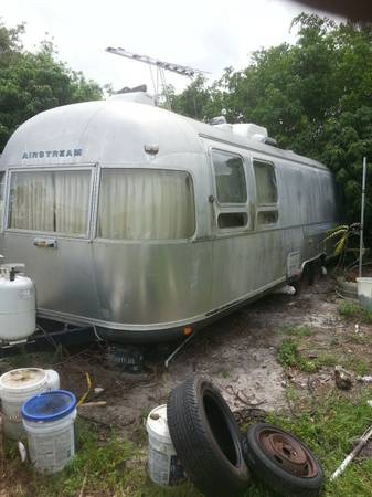 1983 Airstream Sovereign 31ft Travel Trailer For Sale In