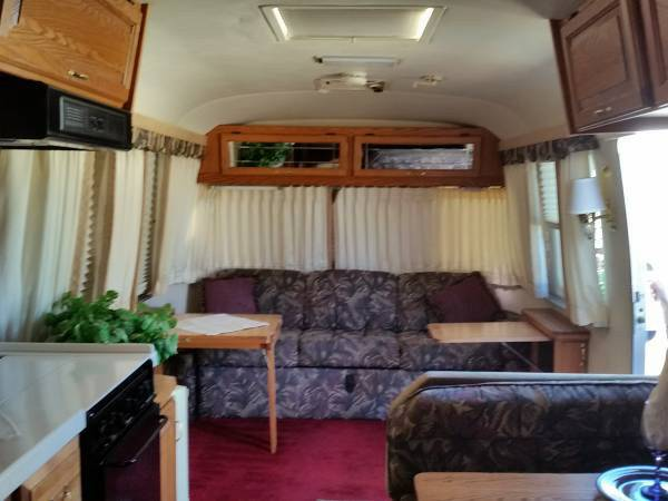 1998 Airstream 34ft Travel Trailer For Sale In Flagstaff Az