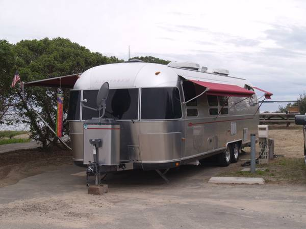 2004 Airstream 31FT Travel Trailer For Sale in San Marcos, CA