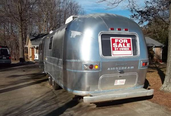 1971 Airstream Land Yacht 31ft Travel Trailer For Sale In