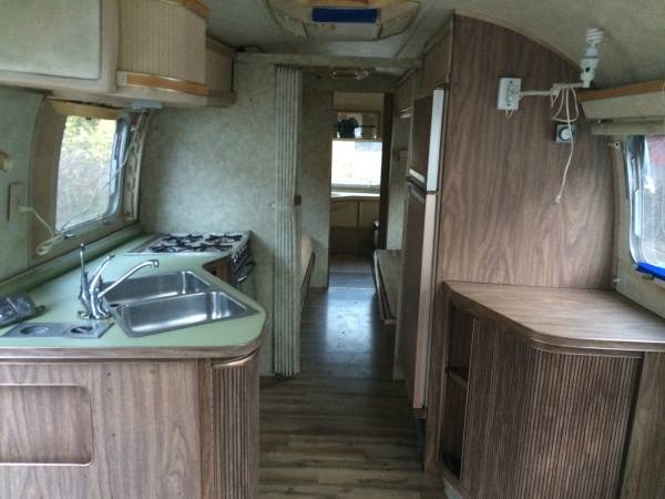 1977 Airstream Sovereign 31FT Travel Trailer For Sale in ...