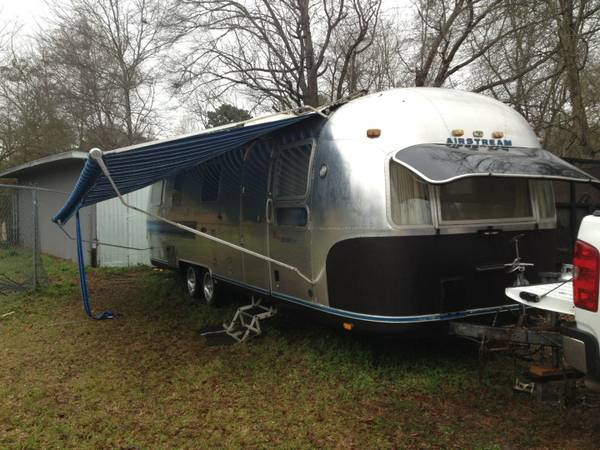1977 Airstream Land Yacht 31ft Travel Trailer For Sale In Mobile Al