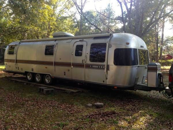 1987 Airstream Limited Edition 34FT Travel Trailer For ...
