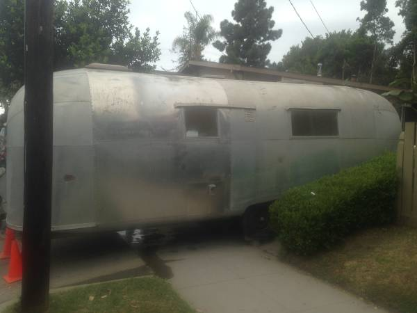 1967 Airstream Tradewind 24FT Travel Trailer For Sale in ...