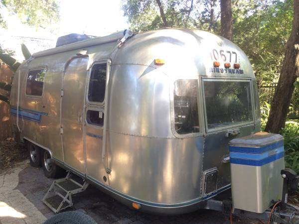 1977 Airstream Safari 23ft Travel Trailer For Sale In St